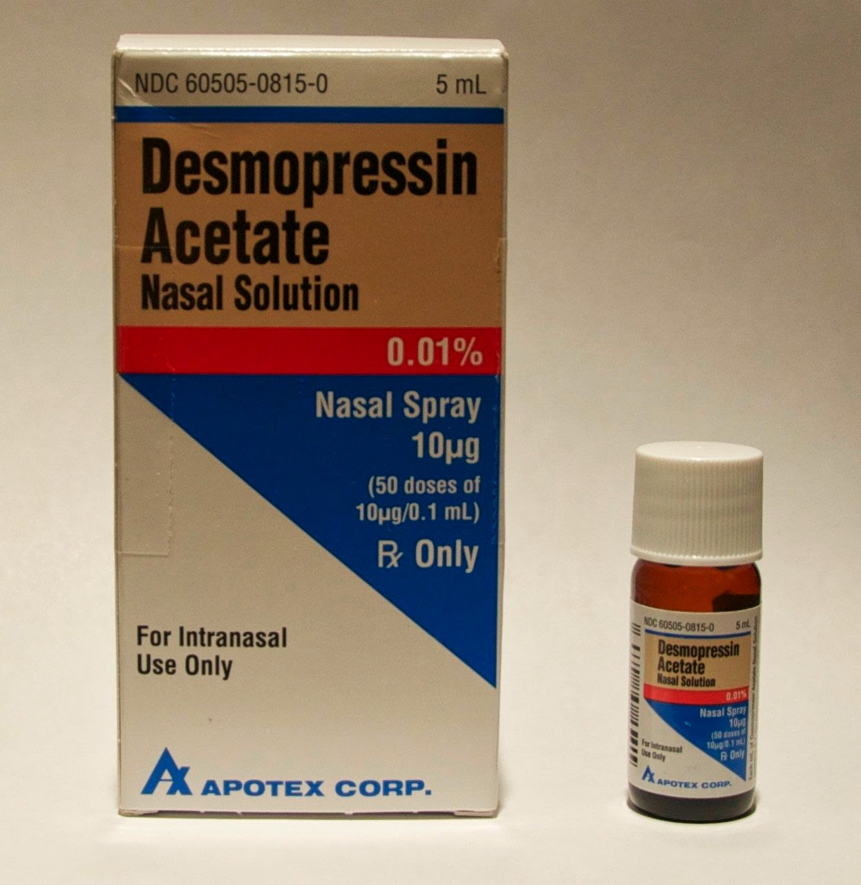 Ddavp Dosage For Bedwetting