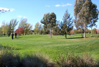 Campo Southern Cross Pitch & Putt en Camberra