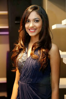 Acress Ritu Varma Pictures in Long Dress at Vinegar The Spanish Fashion nd Launch  0039