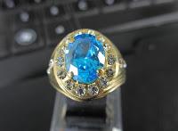 khasiat Batu Aquamarine
