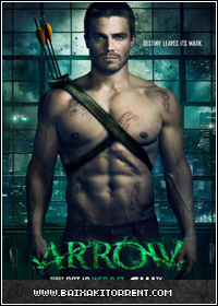 Capa Baixar Série Arrow 1º Temporada HDTV   BluRay   Torrent Baixaki Download