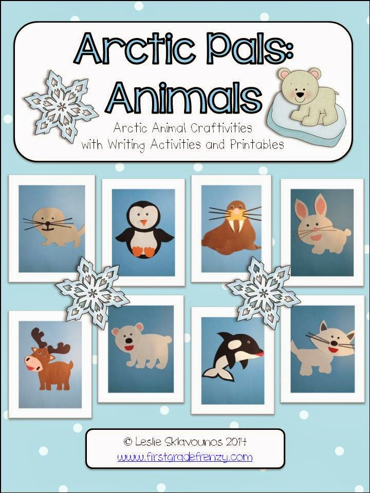 http://www.teacherspayteachers.com/Product/Arctic-Pals-Arctic-Animals-Unit-and-Craftivities-525296