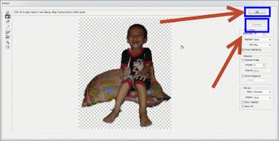 tutorial cara menggabungkan gambar ke gambar lain