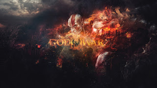 Kratos God of War Tattoo Video Game HD Wallpaper Desktop PC Background 1289