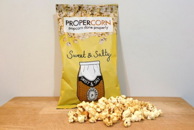 Propercorn Sweet and Salty Popcorn