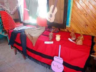 Exposición Día de la tradición