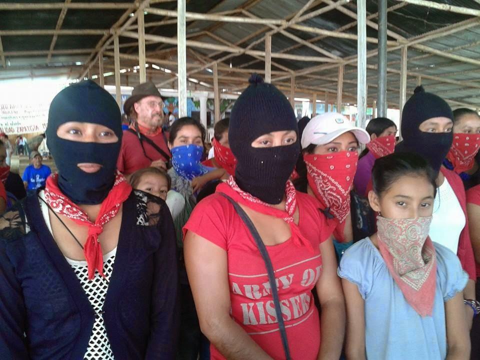 Mujeres Zapatistas