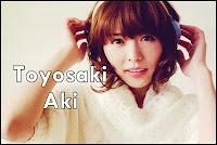 Toyosaki Aki Blog