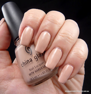 China Glaze Great Barrier Beige