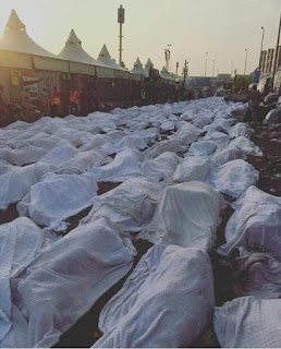 Bertambah 11 Orang, WNI Korban Insiden Mina Menjadi 57 Orang