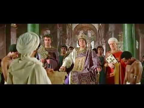 Kisah Sahabat Bertemu Raja Rome Dan Melihat Koleksi Gambar 14 Nabi Dan Rasul