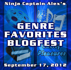 Genre Favorites Blog Fest
