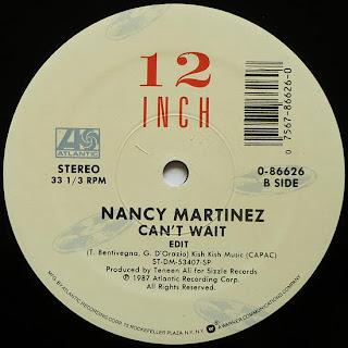 Nancy Martinez Cant Wait