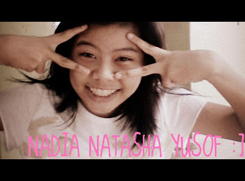 nadia natasha yusof