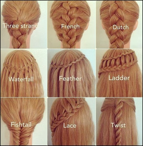 Short Hairstyles for Medium Hair Braid