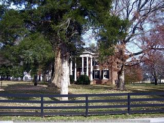Col. Sebree house near Trenton, KY