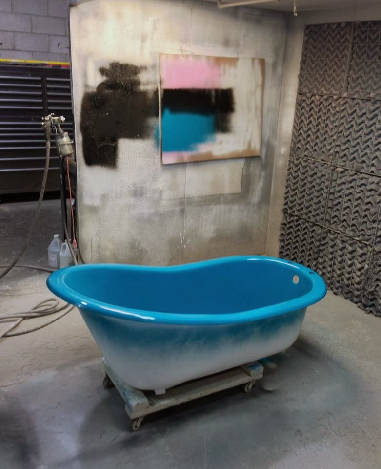 The Tub King Blog - Tub Talk: New Porcelain Tubs are BETTER than the ...