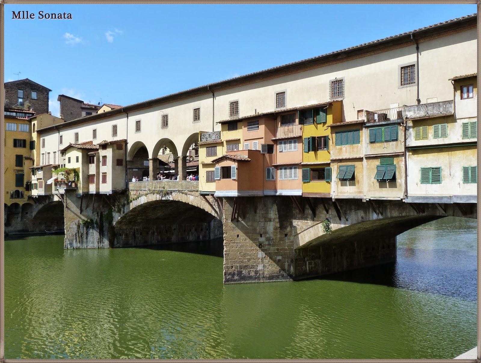 Voyage Italie Sienne Ponte Vecchio
