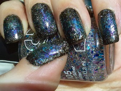 Space Nails II - Peacock Feather's Revenge