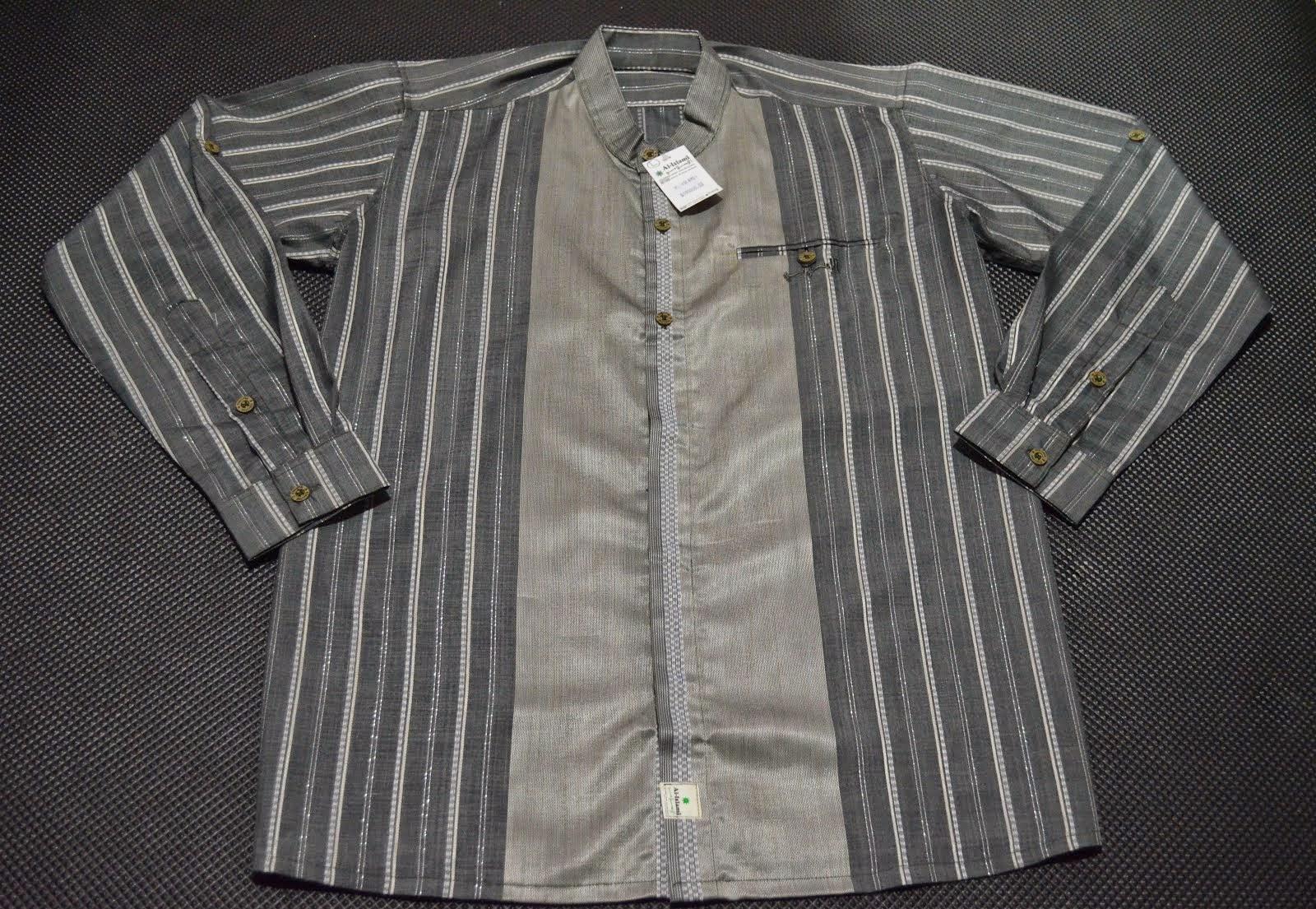 Baju Koko Caligrafi Alcal-Modcoll