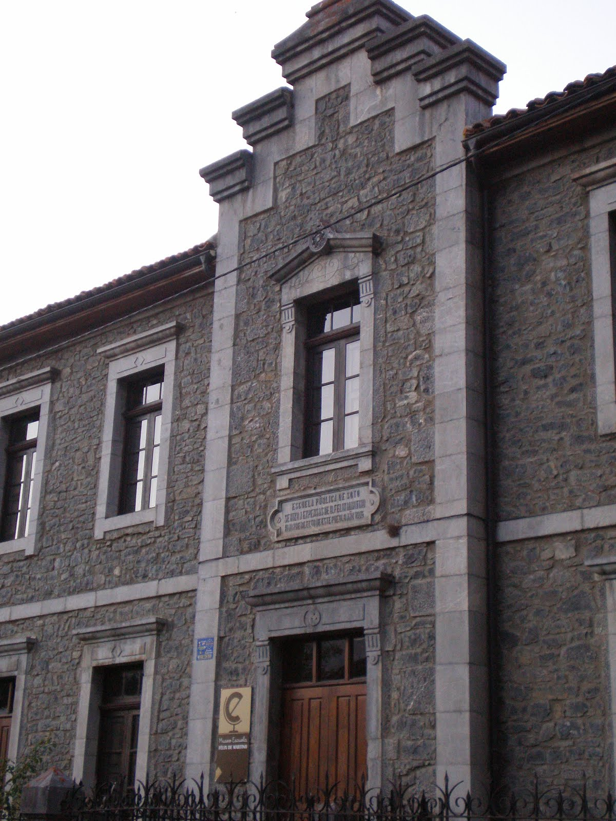 Museo Escuela Félix de Martino