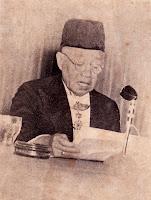 R.A.A. Wiranatakoesoemah V (Dalem Haji)...!!!