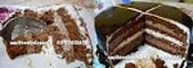Choc Indulgence Cream Cheese Cake