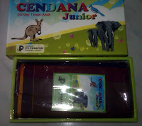 sarung tenun cendana junior