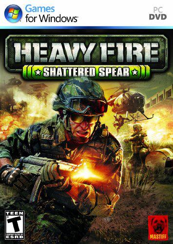 descargar Heavy Fire Shattered para pc español
