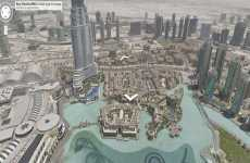 Google Street View muestra Dubai y Burj Khalifa, el edificio más alto del mundo