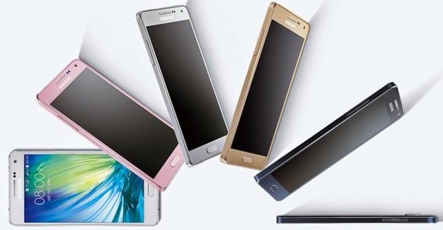Galaxy A5 2 SIM lộ diện