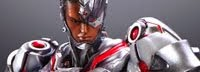 Play Arts Kai Cyborg