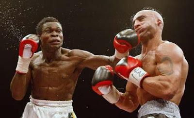 Ring Injury Fight
