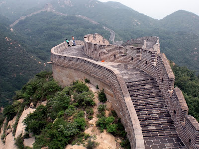 Gran Muralla China en Badaling
