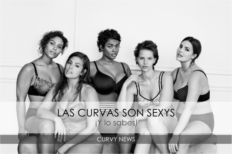 Las Curvas son Sexys · CURVY NEWS