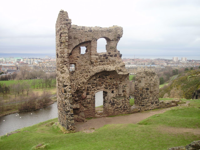 St Anthony's Chapel, Edinburgh