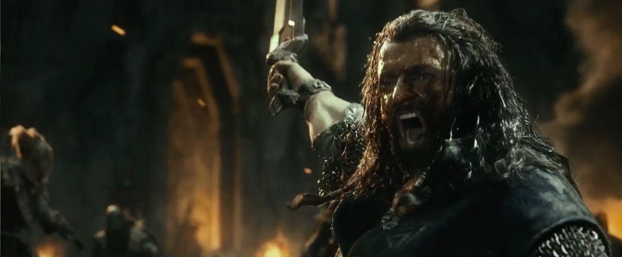 La Moria [seigneur des anneaux] Thorin+en+la+Batalla+de+Azanulbizar