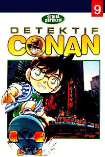 eBook Komik Bahasa Indonesia Serial Detektif Conan - Buku 09