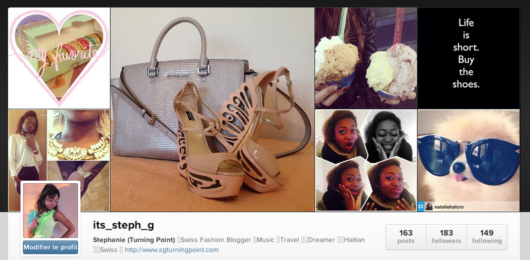 instagram, IG, its_steph_g, swiss fashion blogger, turning point, stéphanie guillaume