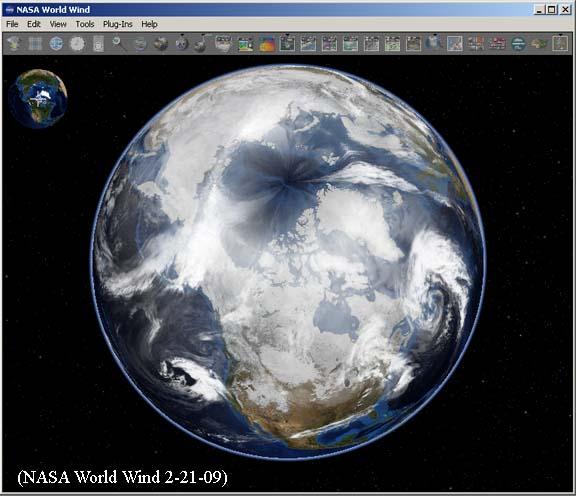 hacked nasa hollow earth - photo #43