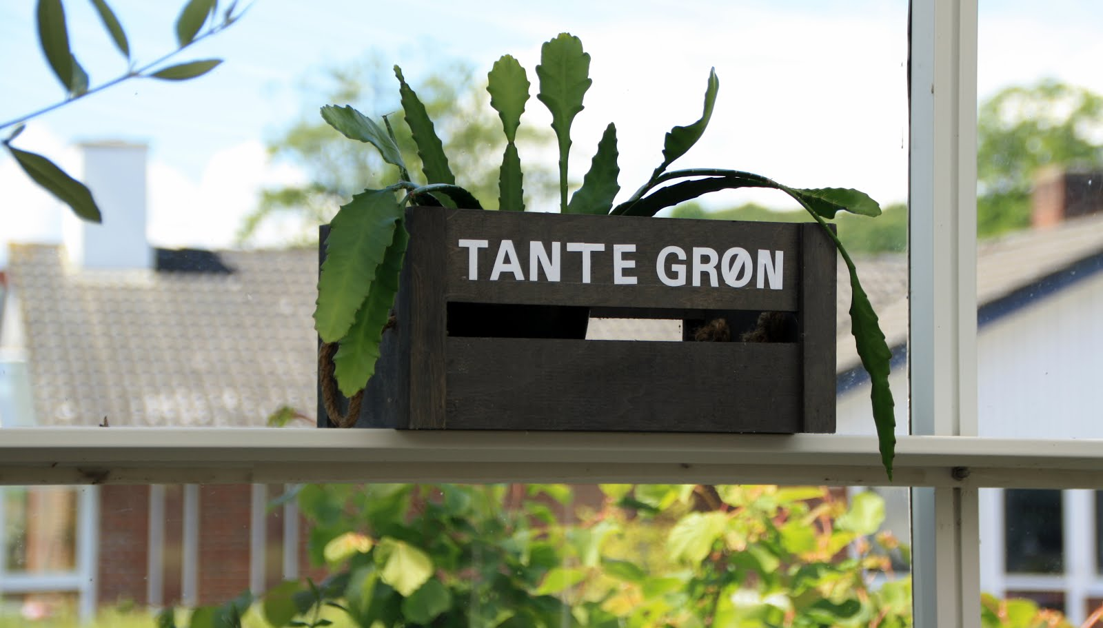 Blogtræf hos TANTE GRØN