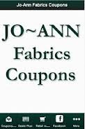 Joann Fabrics Printable Coupon