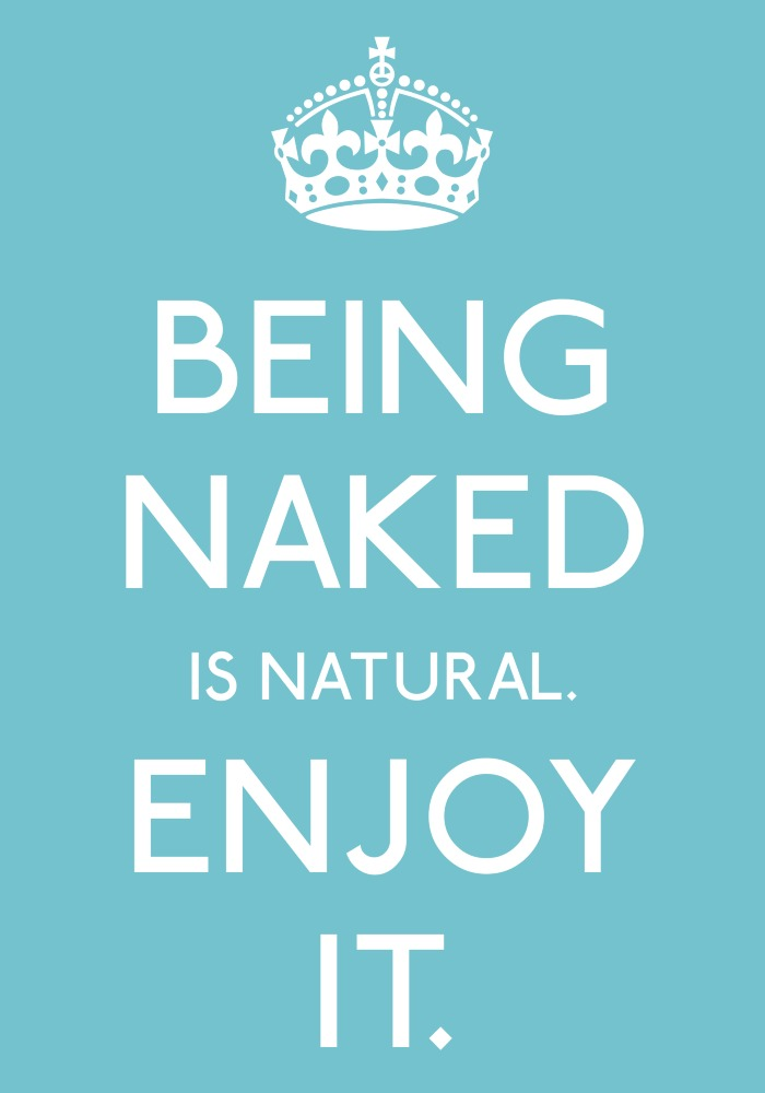 Enjoy Nudity