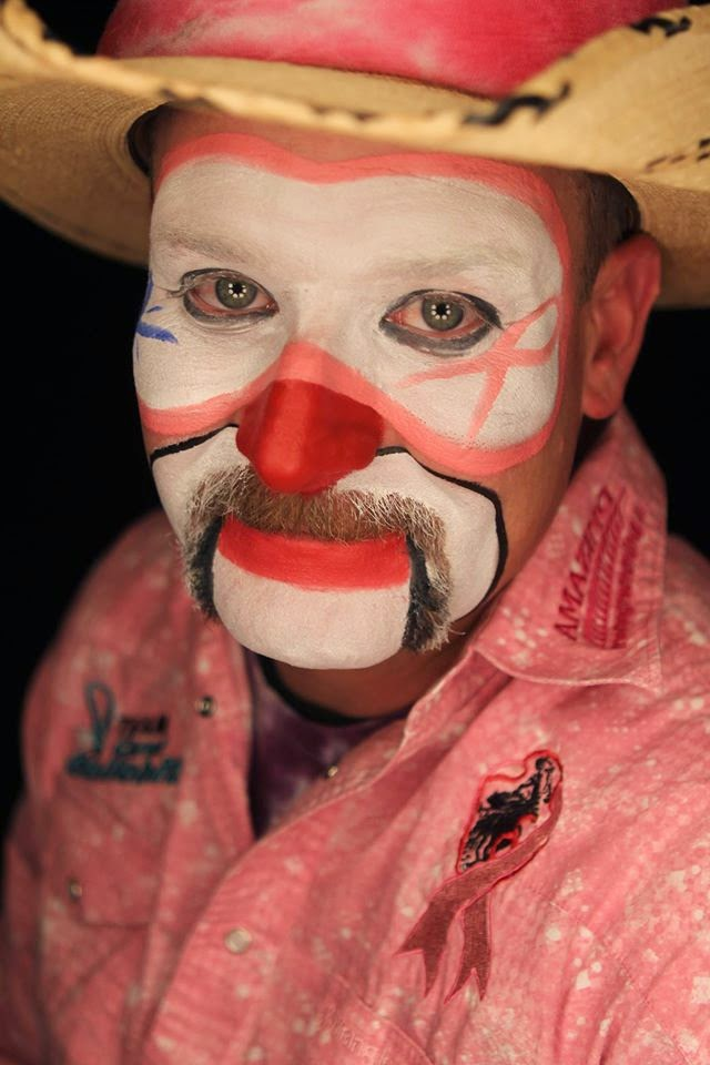 Relay The Rodeo Clown