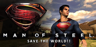 Man of steel Android APK + DATA