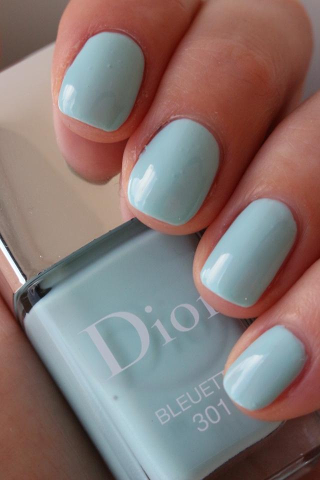 Dior Vernis 301 Bleuette