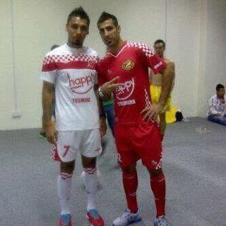Perlawanan Balestier Khalsa vs JDT Piala AFC 2015