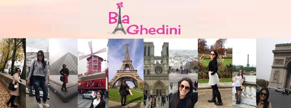 Bia Ghedini à Paris ♥