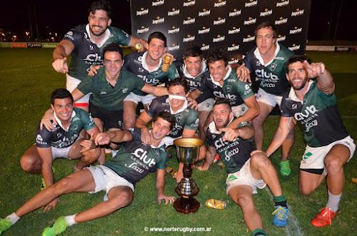 Tucumán Rugby Campeón del Seven de las Nubes 2017