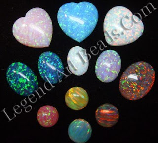 Attractive Synthetic Opal